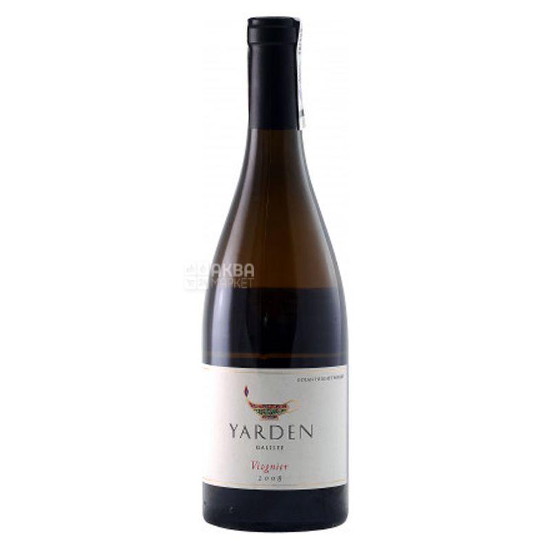 Viognier Yarden, Golan Heights Winery, Вино белое сухое, 0,75 л