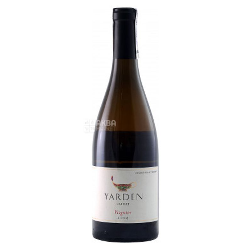 Viognier Yarden, Golan Heights Winery, Вино біле сухе, 0,75 л