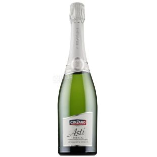 Asti Cinzano, White sweet wine, sparkling, 0,75 l