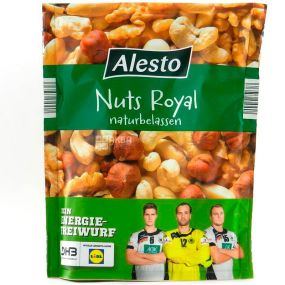 Alesto, Nuts Royal, 200 g, Alelesto, Nut Mix, assorted