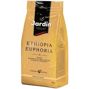 Jardin Ethiopia Euphoria, Ground Coffee, 250 g
