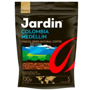 Jardin Colombia Medellin, 130 г, Кава Жардін Колумбія Меделін, розчинний
