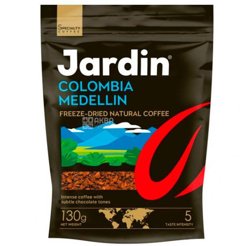 Jardin Colombia Medellin, 130 г, Кофе Жардин Колумбия Меделин, растворимый