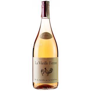 La Vieille Ferme Cotes du Luberon Rose, Perrin et Fils, Вино розовое, 1,5 л