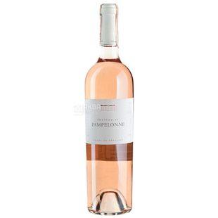 Chateau de Pampelonne Rose, Saint Tropez, Вино розовое сухое, 0,75 л