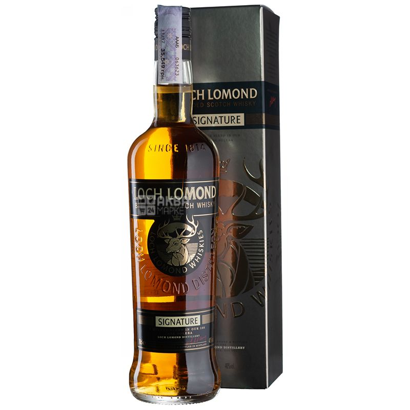 Loch Lomond Signature, Виски, 0,7 л