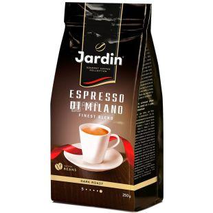 Jardin Espresso Stile di Milano, Coffee Grain, 250 g