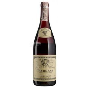 Louis Jadot Bourgogne, Вино красное сухое, 0,75 л