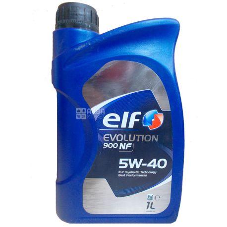 Elf Evolution 900 NF 5W-40, Моторное масло, 1 л