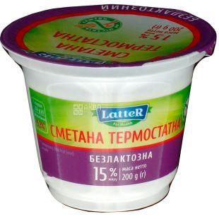 Cream, Flawless, Latter, 15%, 200 g