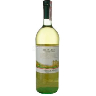 Thomas Rath, Вино белое полусухое, 1 л