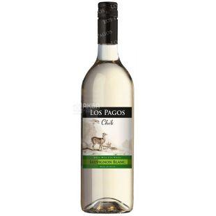Los Pagos, Совиньон Блан, Вино белое сухое, 0,75 л