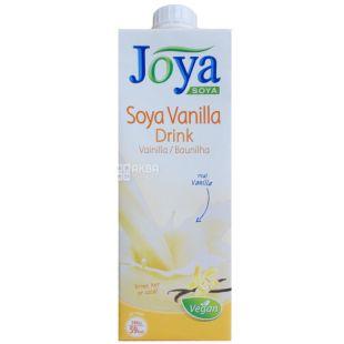 Joya Soya Vanilla, 1 л, Джоя, Соєве молоко, з ваніллю
