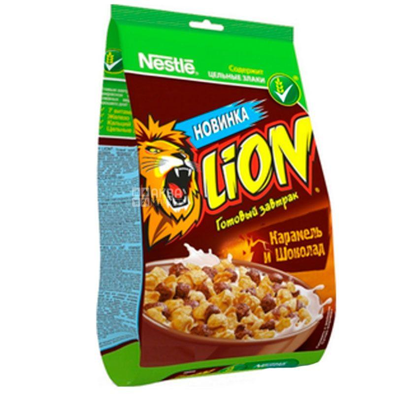 Nestle Lion, Сухий сніданок, 450 г