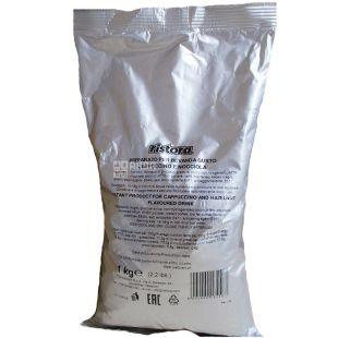 Ristora, Cappuccino Nocciola, 1 кг, Рістора, Капучино зі смаком лісового горіха, розчинний