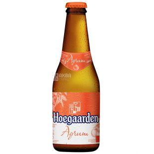 Hoegaarden Radler Agrum, Пиво светлое, Грейпфрут, 0,25 л
