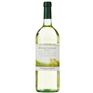 Thomas Rath Muller-Thurgau, Вино белое, 1 л