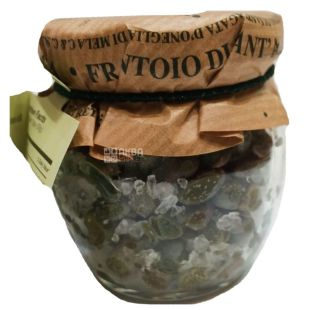 Capers in salts 70g, TM Frantoio di Sant'agata