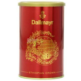 Dallmayr, Ethiopian Crown, 250 г, Кофе Далмайер Эфиопия Краун, средней обжарки, молотый, ж/б
