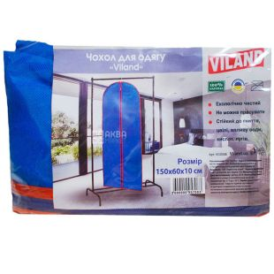 Viland cover for clothes 150x60x10 cm