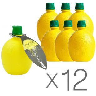 Casa Rinaldi, Сок лимона, 200 мл, упаковка 12 шт.