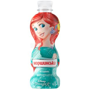 Morshynska, Non-carbonated mineral water, Princess, 0.33 L, PAT
