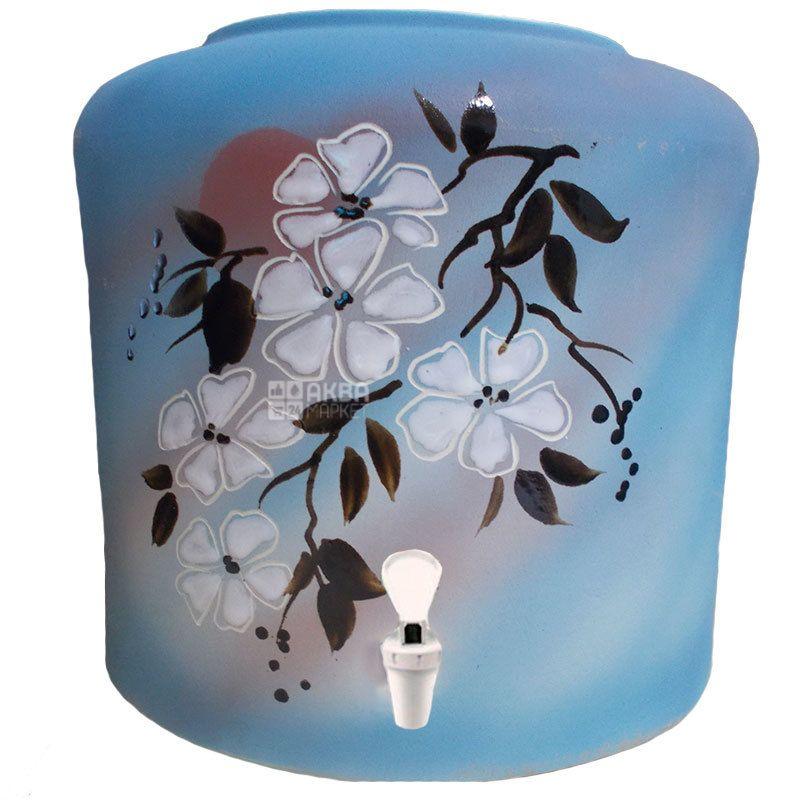 Диспенсер, Сакура, керамический для воды