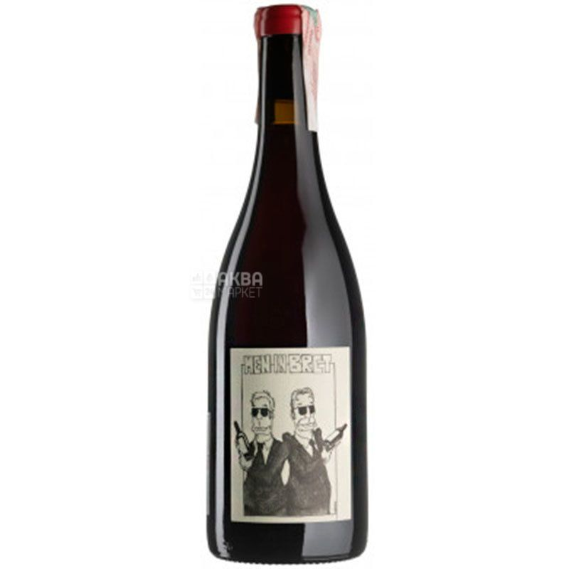 Bret Brothers, Men in Bret, Вино красное сухое, 0,75 л