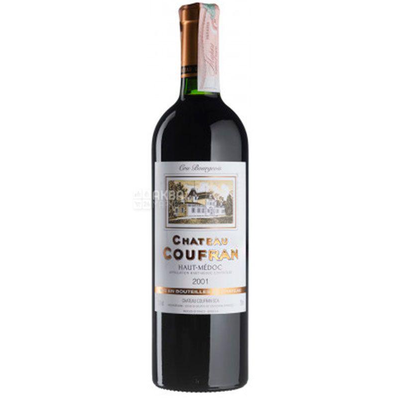 Chateau Coufran, Вино красное сухое, 0,75 л