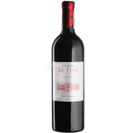 Chateau Thil Comte Clary 2012, Вино красное сухое, 0,75 л