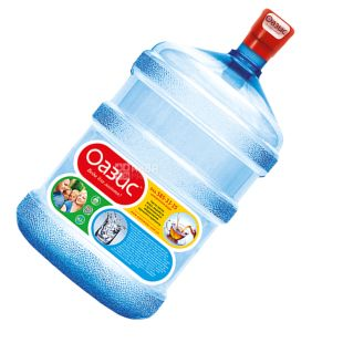 Oasis Drinking water, 18.9 l