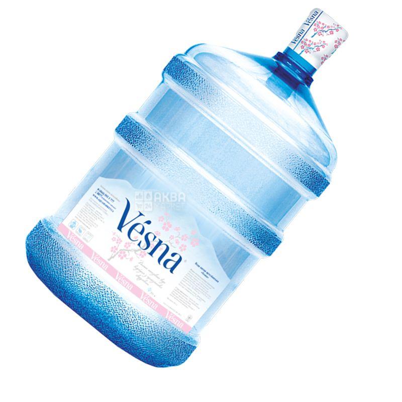 Vesna Вода питьевая, 18,9 л