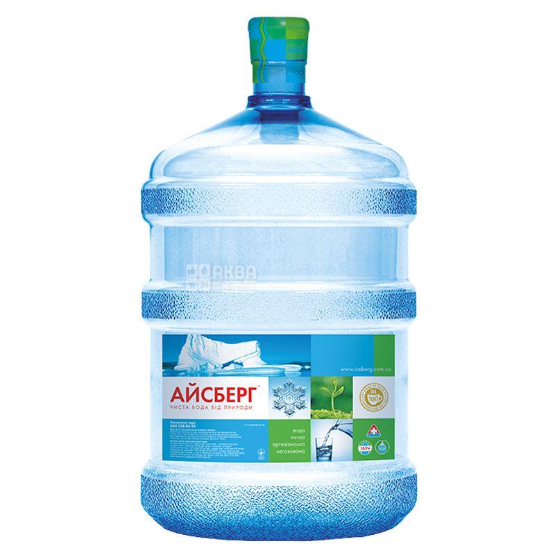 Айсберг Вода питьевая, 18,9 л