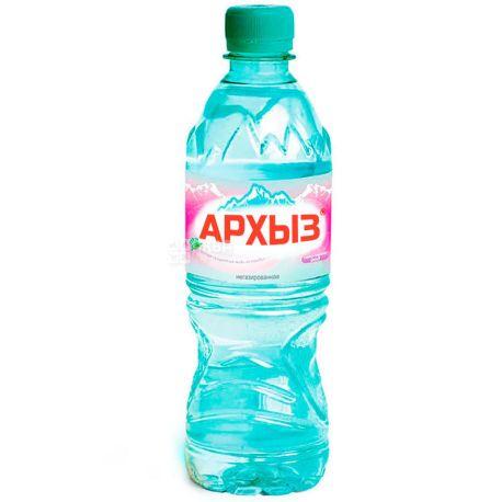 Архиз, 0,5 л, Вода мінеральна негазована, ПЭТ