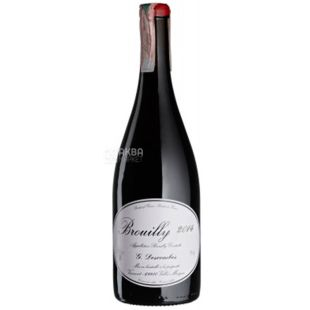 Georges Descombes, Brouilly Vielles Vignes, Вино червоне сухе, 0,75 л