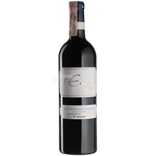 Franck Despagne L'Envie 2015, Вино червоне сухе, 0,75 л