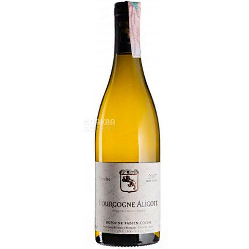 Domaine Fabien Coche, Bourgogne Aligote, Вино белое сухое, 0,75 л