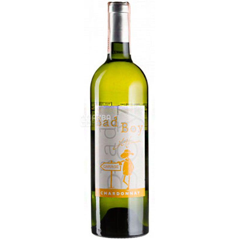 Thunevin Bad Boy 2014, Вино белое сухое, 0,75 л