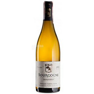Domaine Fabian Coche, Bourgogne Chardonnay, Вино біле сухе, 0,75 л