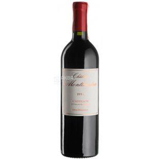 Chateau Montlandrie 2011, Вино червоне сухе, 0,75 л