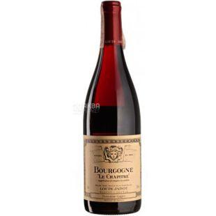 Louis Jadot, Bourgogne Le Chapitre Domaine Gagey, Вино червоне сухе, 0,75 л