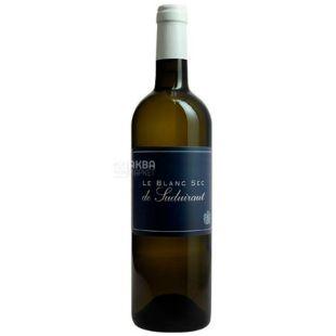 Chateau Le Blanc Sec de Suduiraut, Вино біле сухе, 0,75 л
