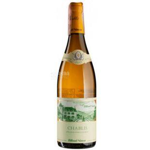 Billaud-Simon, Chablis, Вино белое сухое, 0,75 л