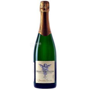 Doudet Naudin Cremant de Bourgogne, Вино біле брют ігристе, 0,75 л