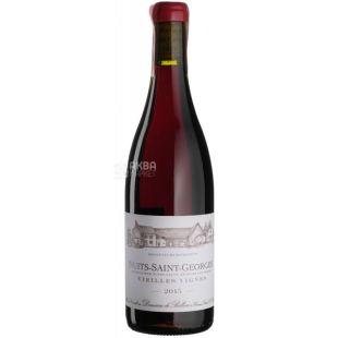 Domaine de Bellene Nuits-Saint-Georges Vieilles Vignes 2015, Вино червоне сухе, 0,375 л