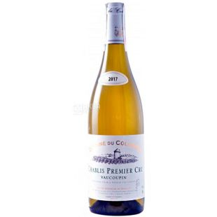 Domaine Du Colombier Chablis Premier Cru Vaucoupin, Вино біле сухе, 0,75 л