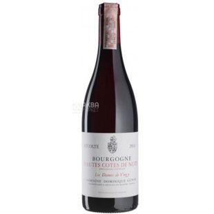 Antonin Guyon Bourgogne Hautes Cotes de Nuits 2016, Вино красное сухое, 0,75 л