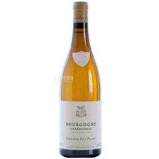 Domaine Paul Pillot Bourgogne Chardonnay, Біле сухе вино, 0,75 л