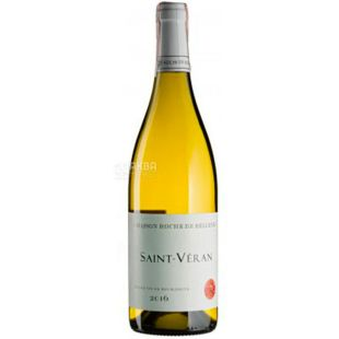 Maison Roche de Bellene Saint-Veran 2016, Вино біле сухе, 0,75 л