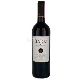 Bajoz Темпранило Вино, Красное сухое, 0,75 л
